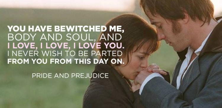 movie quote pride and prejudice