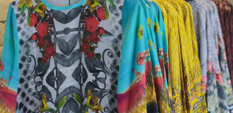 Sapphire Silk Tunics Formals