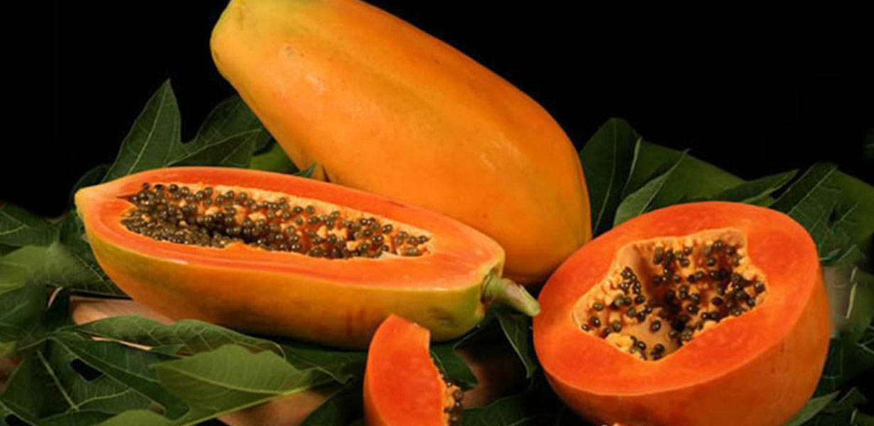 Papaya Beauty