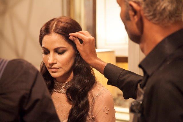 Cybil Chowdhry L'Oreal Paris Excellence Creme- Legends Collection