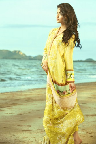 Sapphire Lawn - Eid Collection (2)