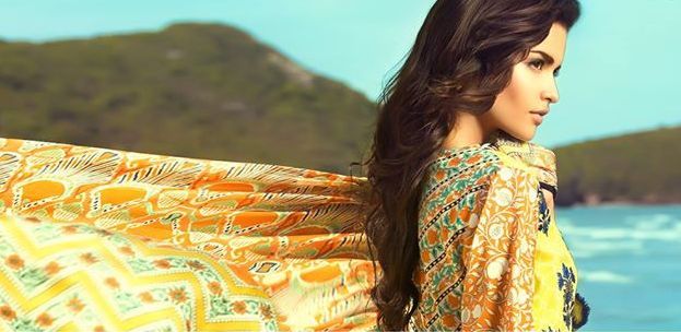 Sapphire Lawn Eid Collection