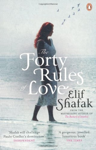 forty rules of love cover books to read