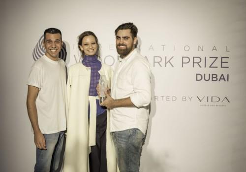 International Woolmark Prize Womenswear Winner - Taller Marmo,  </script srcset=