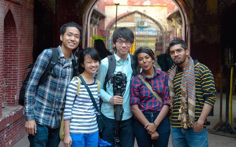 Lahore Landing Team - Jeremy,  </script srcset=