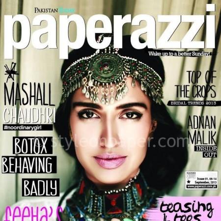 Mashall Chaudhri for Paperazzi