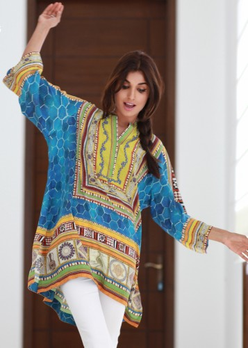 Misha Lakhani Izmir Eid Trends 2015