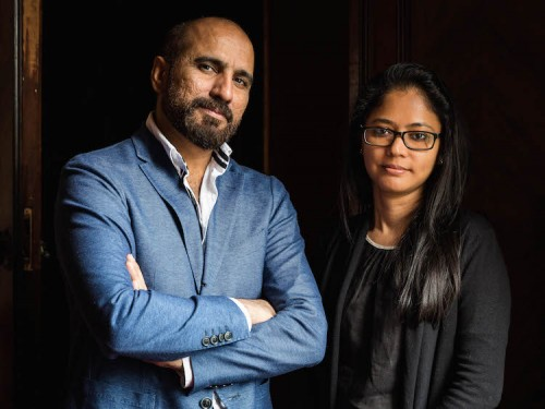 Rashid Rana and Shilpa Gupta-2