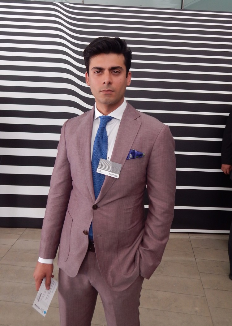 Fawad Khan for Samsung