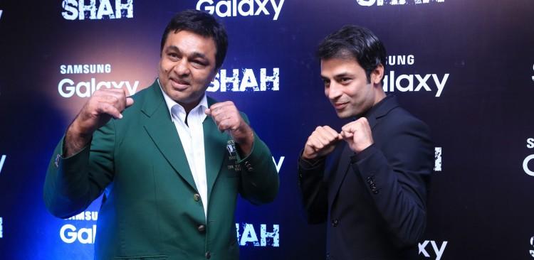 Hussain Shah and AdnanSarwar