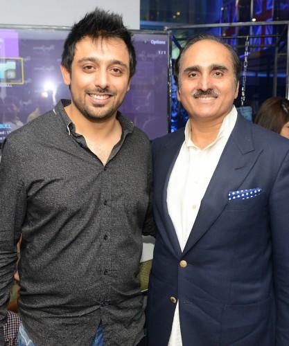 Saad Javed Akram, Ramzan Sheikh
