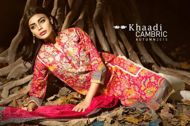 Khaadi Cambric