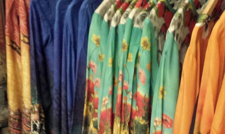 Sapphire Silk Tunics - Dubai