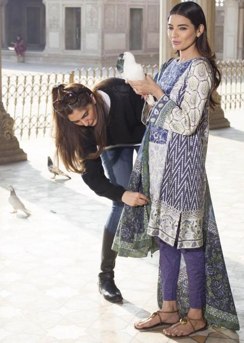 Khadija Shah Sapphire