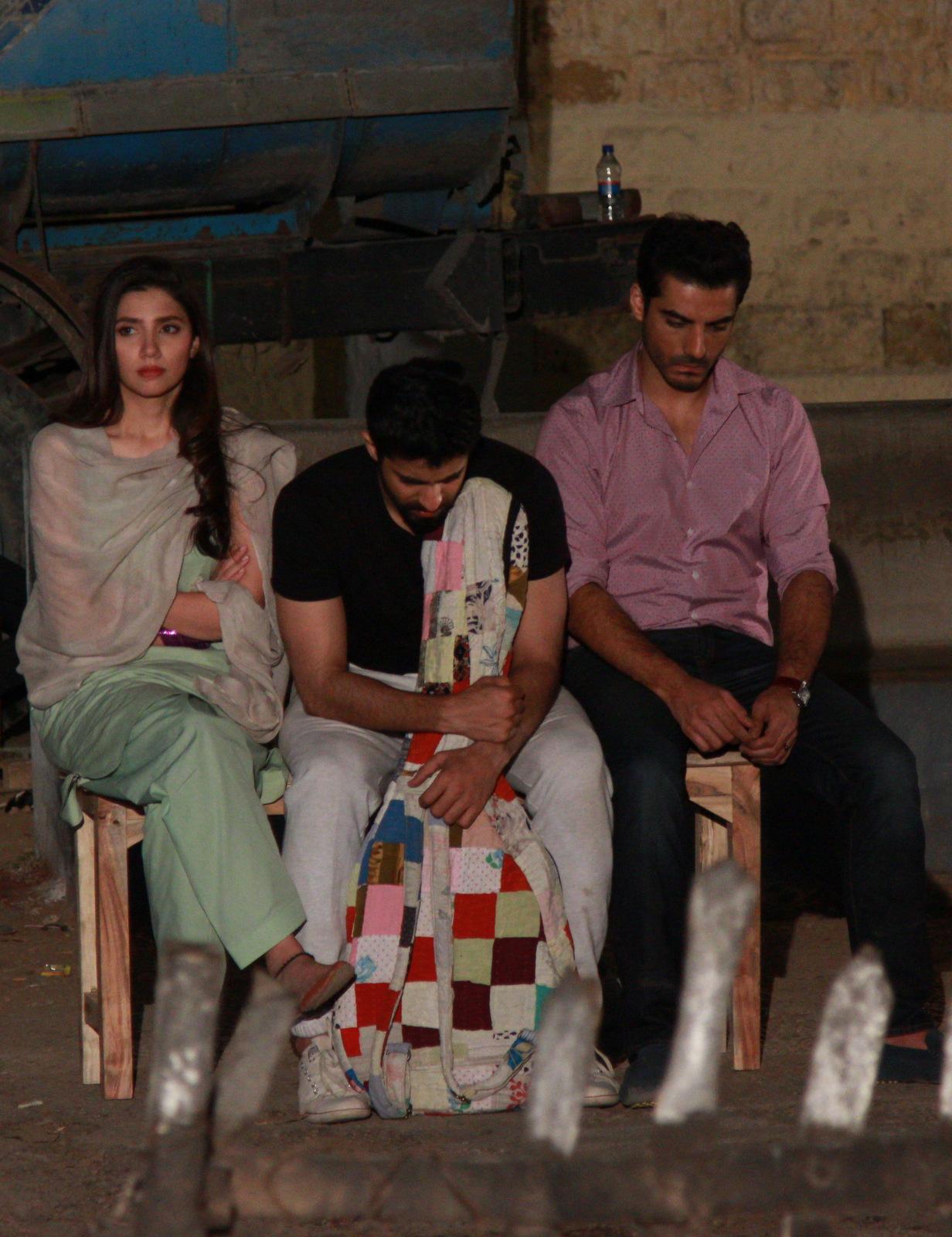 Mahira Khan-