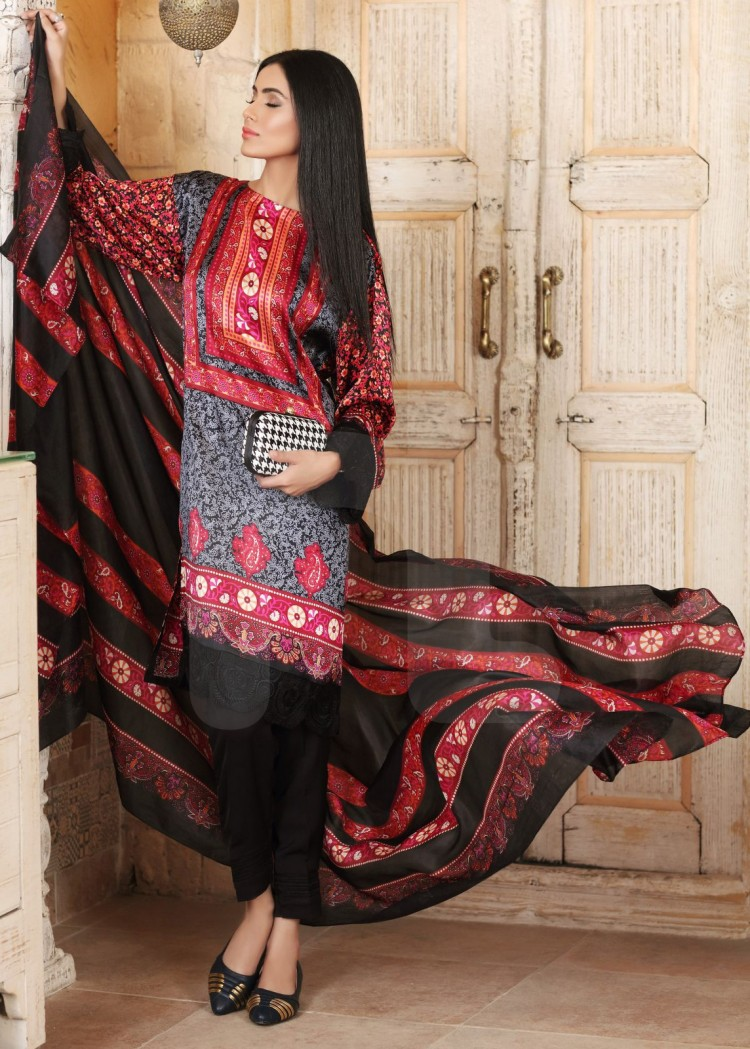 09-Nishat Silk Collection