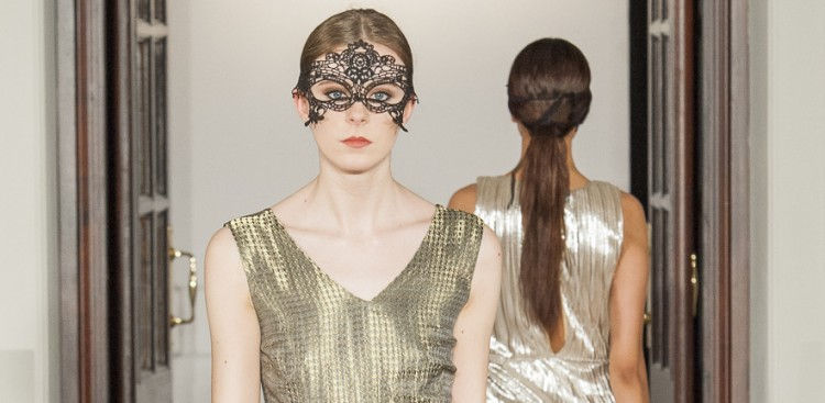 LONDON FASHION WEEK: OMAR MANSOOR