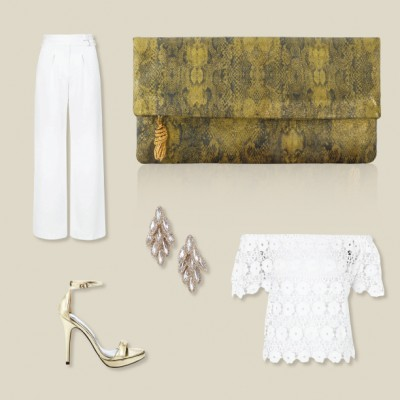 Party_Evening - Mughal Clutch