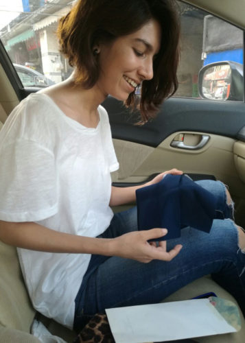 SAJAL ALY, SiddySays Style