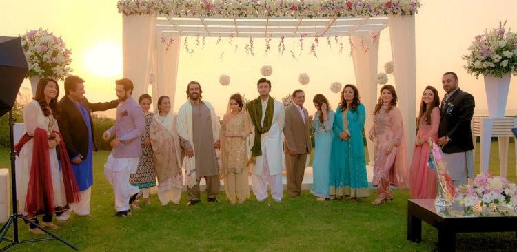 Janaan Armeena khan, Bilal Ashraf, Ali Rehman Khan,