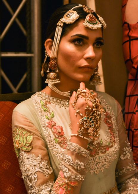 Amna Babar for Reama Malik
