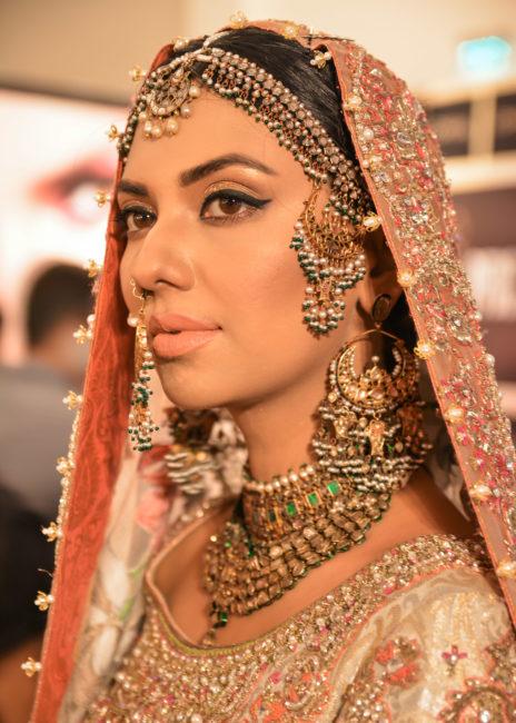 sunita marshal in reama malik jewelry