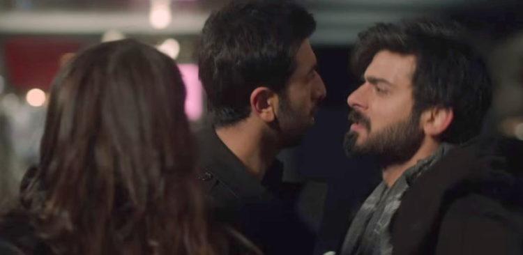 Ae Dil Hai Mushkil Fawad Khan