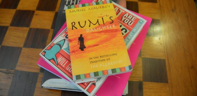 BOOK REVIEW: RUMI'S DAUGHTER