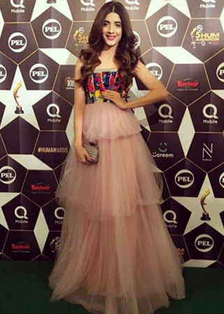 Mawra Hussain hum awards
