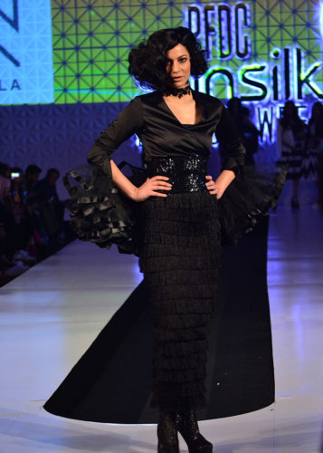 SUNSILK HAIR SHOW BY NABILAS
