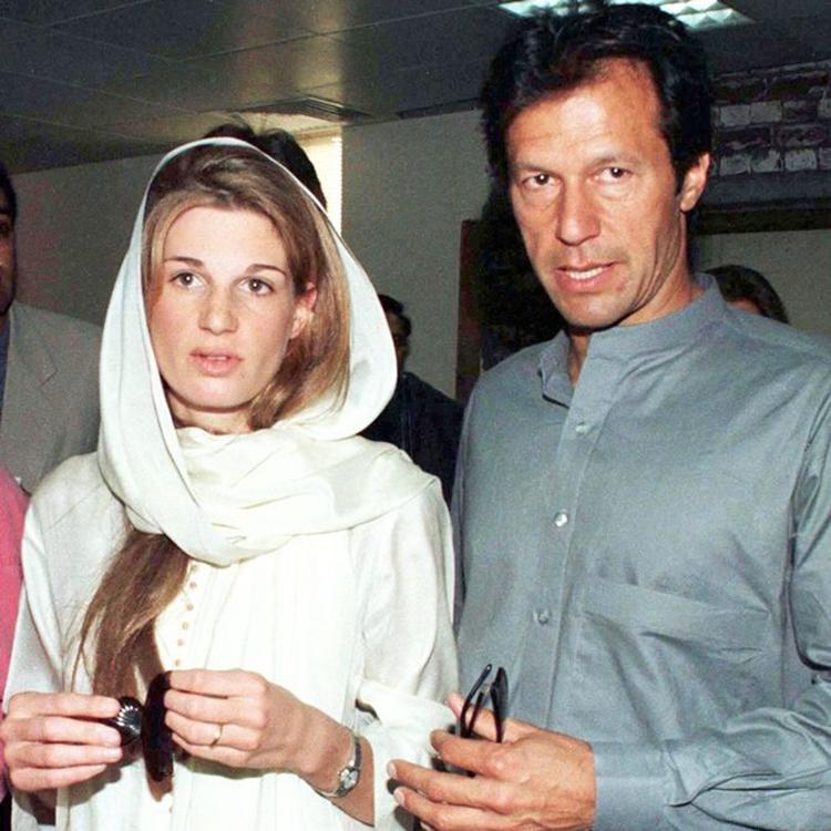 Imran Khan jemima 32