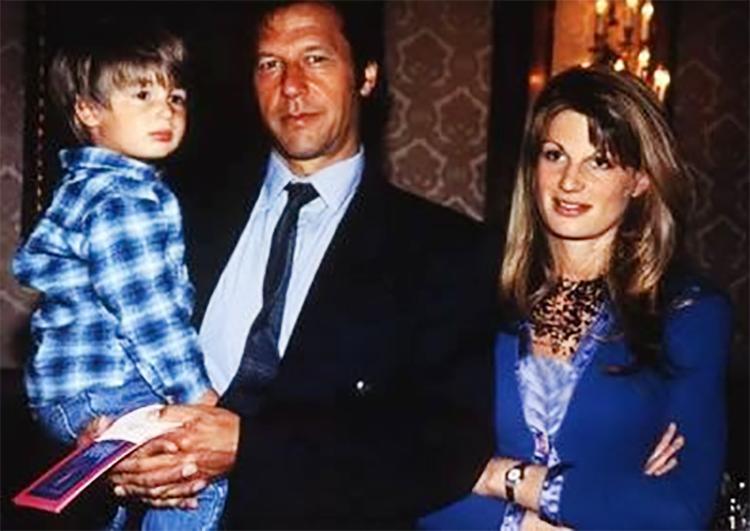 Imran Khan jemima S