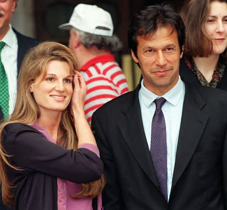 Imran-Khan-with-his-Ex-wife-Jemima-Goldsmith