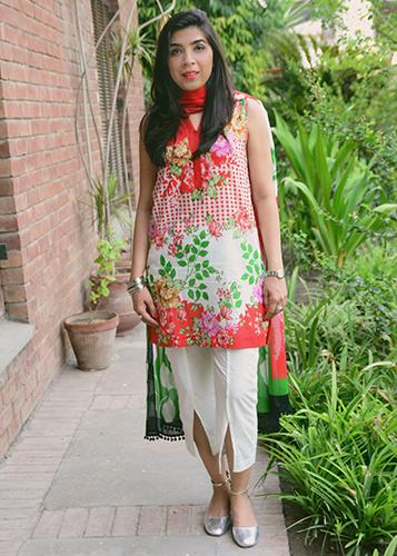 Sadaf Zarrar - Ethnic by Outfitters