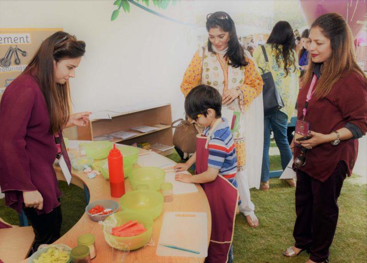 Children practice independent decision-making under supervision-001