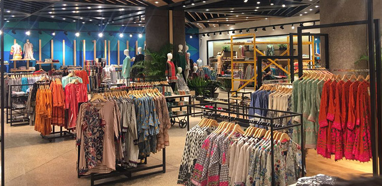 Khaadi Store in Pakistan