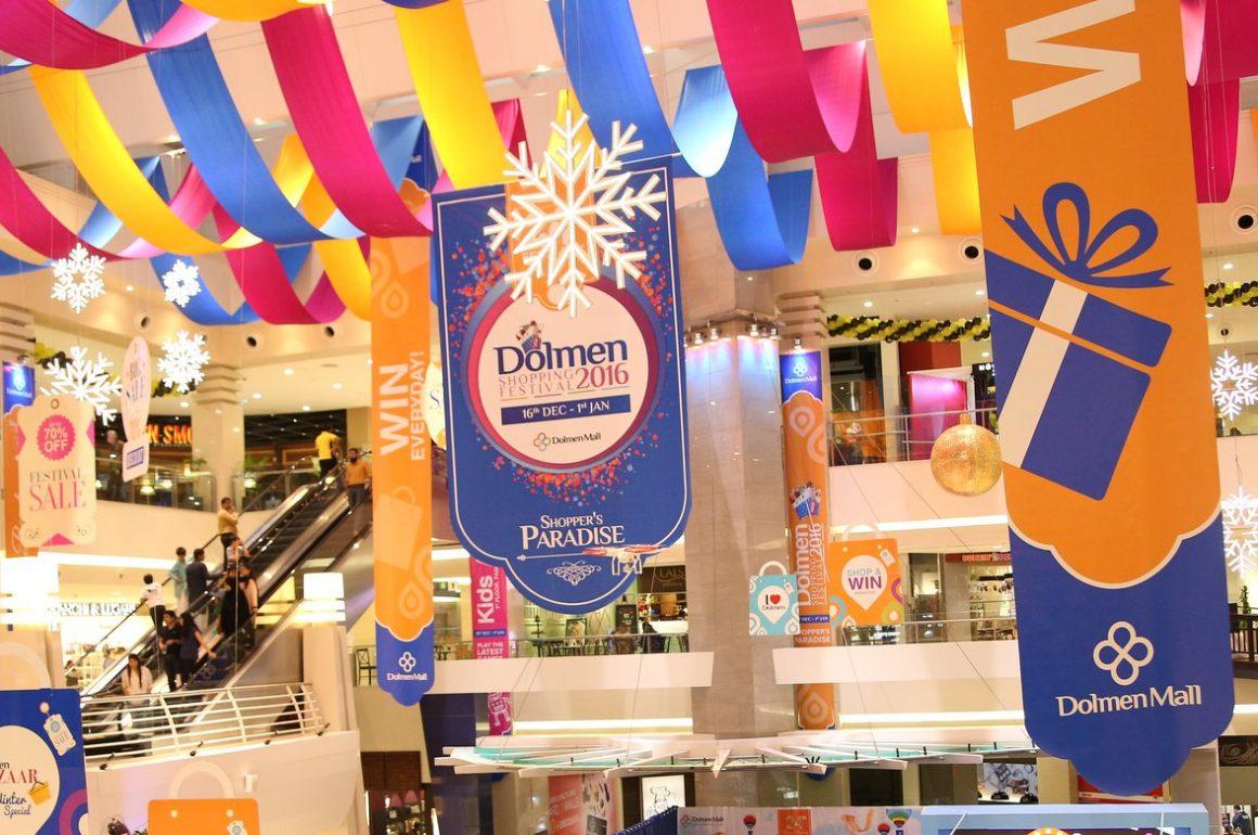 Dolmen Mall Shopping Festival 2017