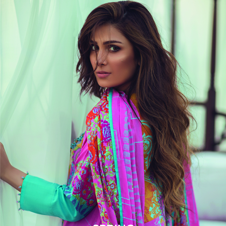 Alkaram New Collection - Ayeza Khan