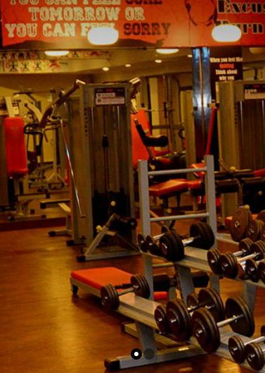 Powerhouse Gym In Karachi