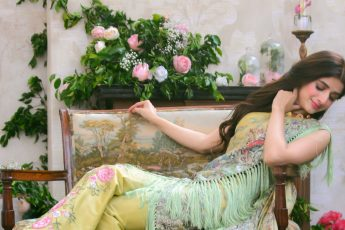 Noor Luxury Lawn by Saadia Asad