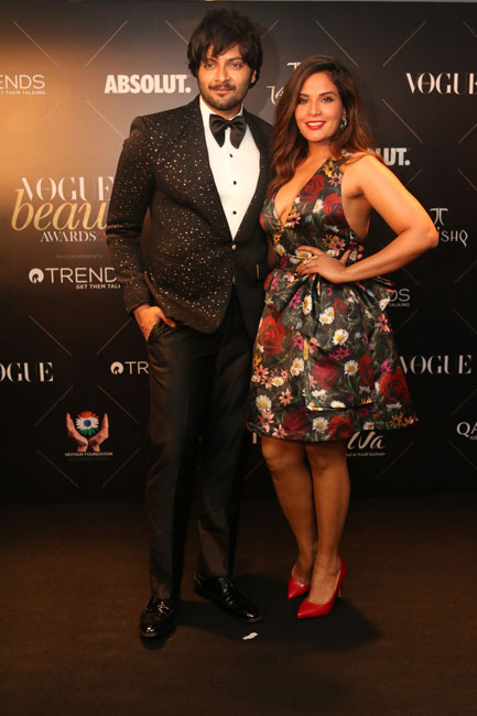 Ali Fazal & Richa Chada - Vogue Beauty Awards 2018