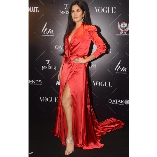 Katrina Kaif - Vogue Beauty Awards 2018