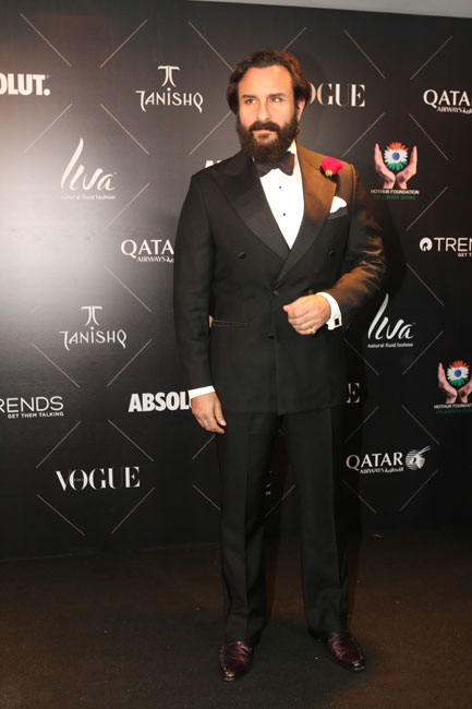 Saif Ali Khan - Vogue Beauty Awards 2018
