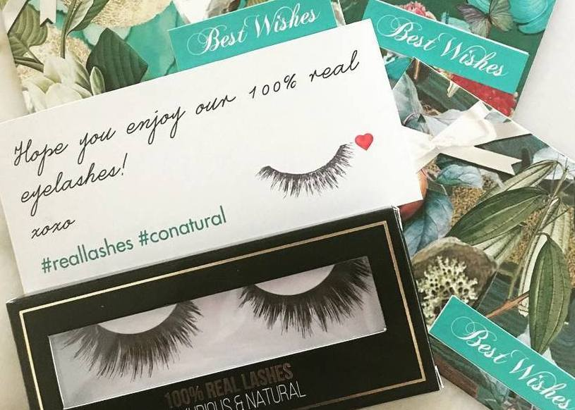Conatural Eyelashes