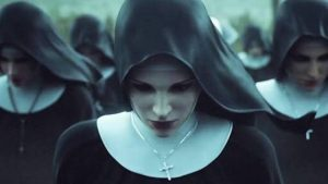 the nun - reality based horror