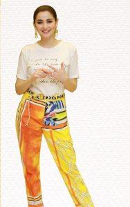 Hania Amir styled in Mahgul