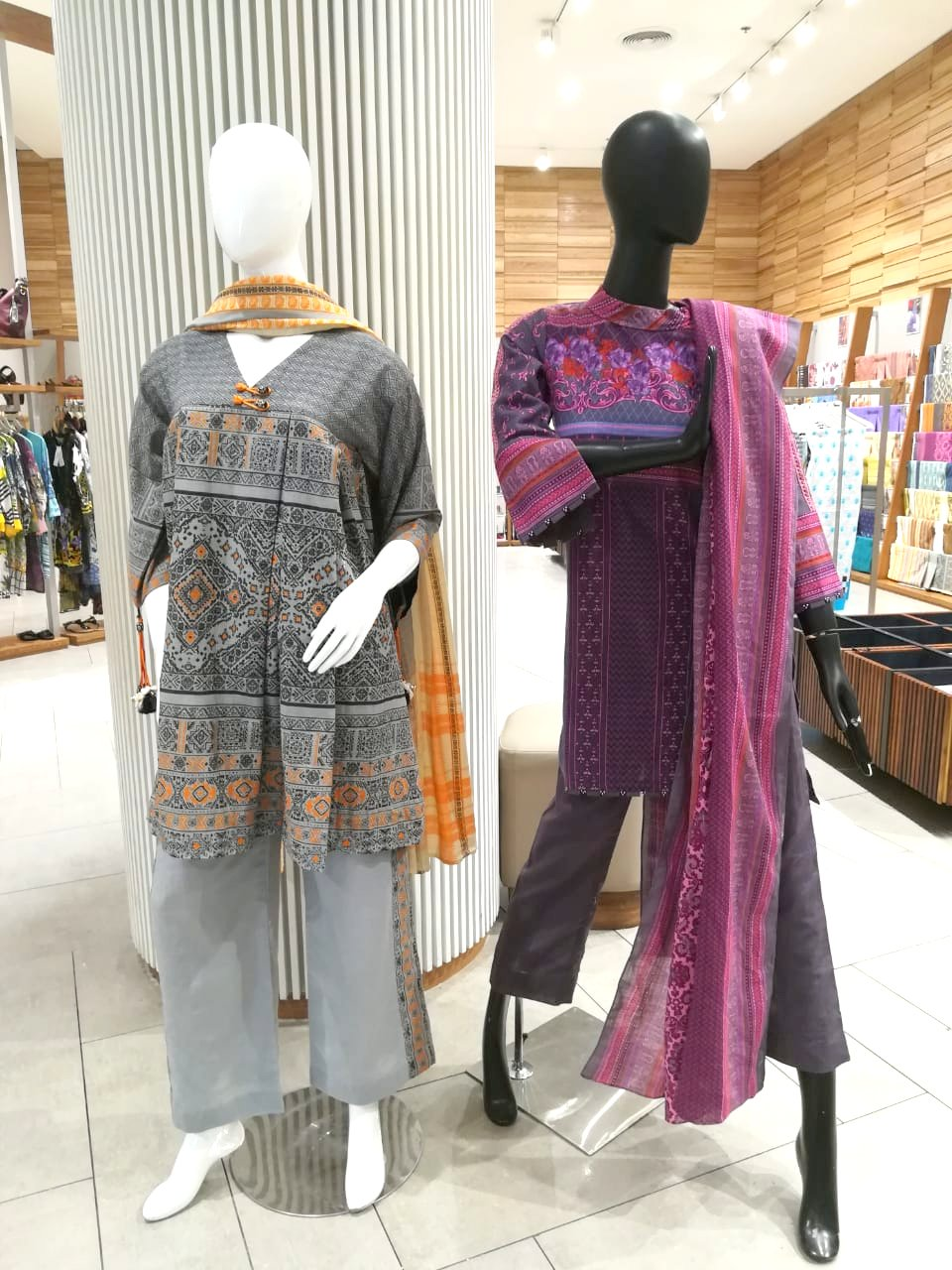 gul ahmed winter collection 2018
