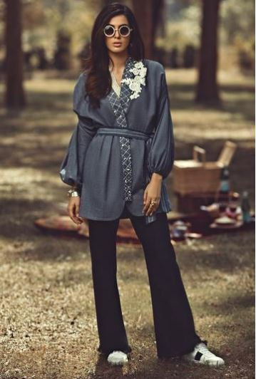 """Ammara Khan's Ready to Wear collection """"Amber"""""""
