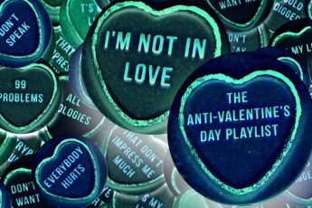 anti-valentine playlist