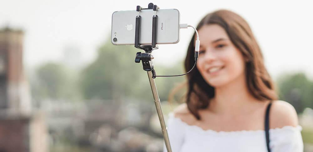 selfie hacks